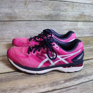 ASICS GT 2000 Running T656N Hot Pink Size 10
